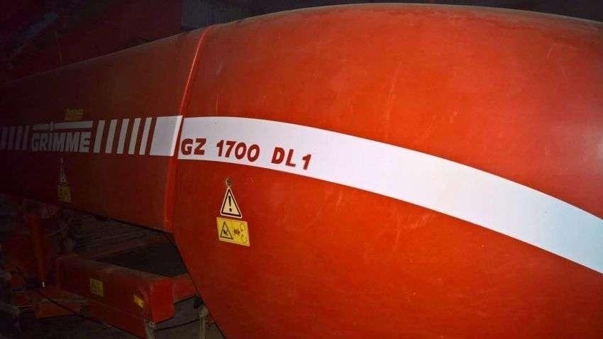 Grimme Gz 1700 Dl1 - 2004