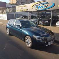 2012 Bmw 118i with low kilos