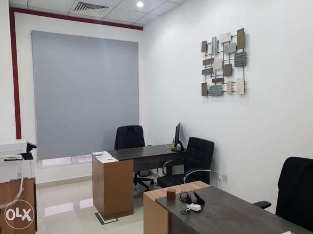 Fully furnished offices - Ocean Business Centre الخوير -  5