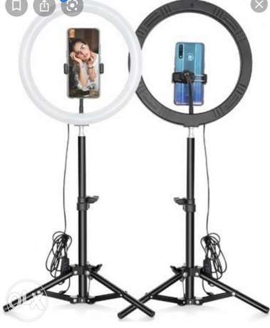 Ring light اضاء ليد تيكتوك بسعر مناسب70 ريال