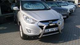 2010 Hyundai IX 35 2.0GLS Executive