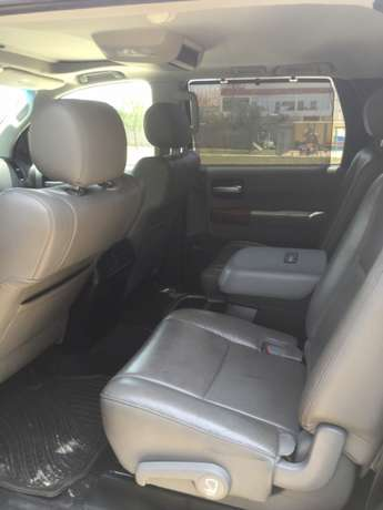 2014 Toyota Sequoia Limited bought brand new Lekki - image 6