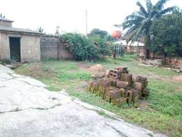 distress sale of a plot of land at olodo garage,ibadan