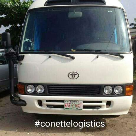 Bus hire within Lagos, Nigeria and west Africa Yaba - image 1