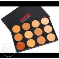 Zaron powder palette
