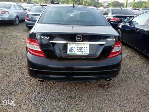 2008 Mercedes-Benz c300 4matic Central Business District - image 7