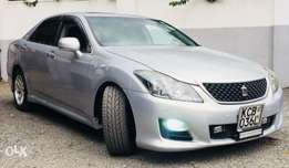 Toyota CROWN athlete with sunroof 2008 model
