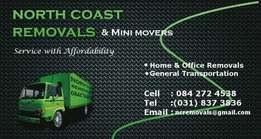 North Coast Removals & Mini Movers / Service With Affordability