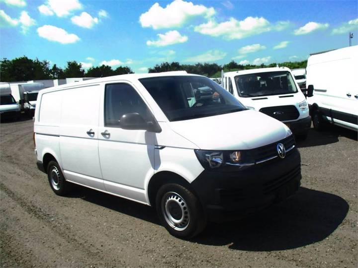 Volkswagen Transporter - 2017