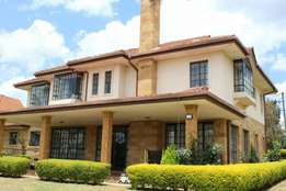 5 bedroom single storeyed stand alone for sale runda