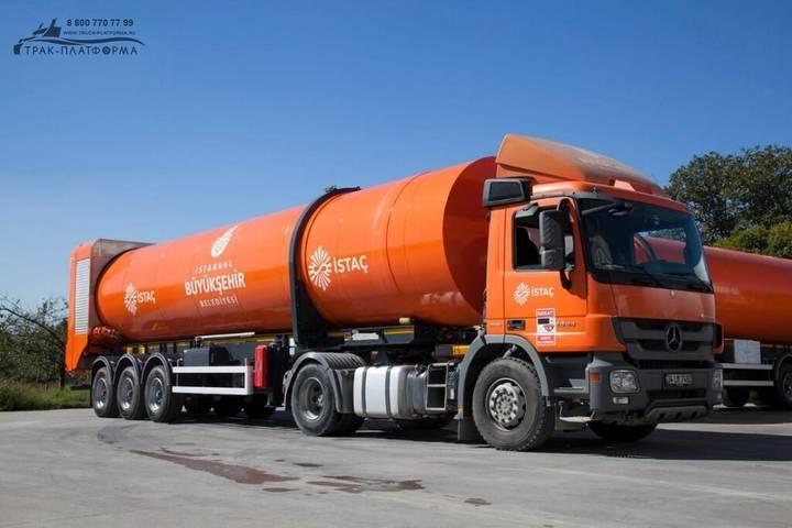 GuteWolf  garbage truck - 2019