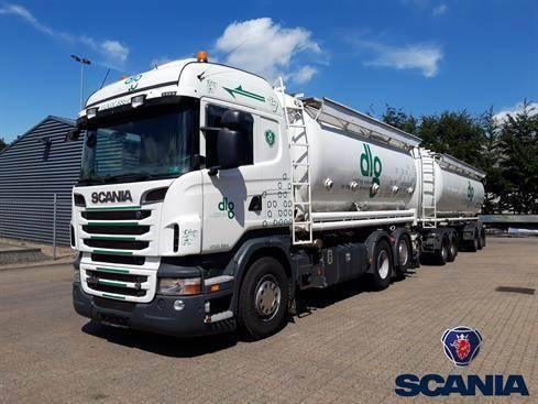 Scania R500 - 2011