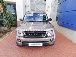 Land Rover Discovery 4 sdv6s