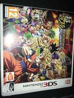 Dragon ball z extreme butoden 3ds mint condition