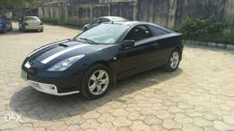 Very Clean Registered Toyota Celica
