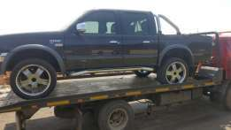 Car towing service available