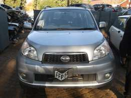 Daihatsu Terios 2010 parts available