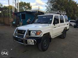 Quick sale Toyota landcruiser