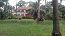 5 bedroom colonial houses for sale at Nakasero