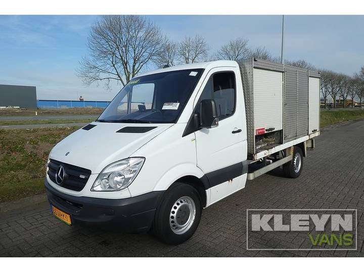Mercedes-Benz SPRINTER 311 CDI 143 dkm ex-overheid - 2008