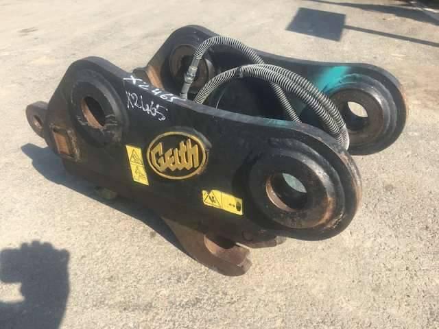Geith QH65H - Pelles 14 Tonnes