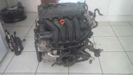 audi 2.0 fsi engine and gear box