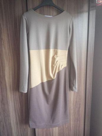 c7bb24744e Sukienka De Facto rozmiar 36 - Złocieniec - Sprzedam sukienkę firmy De Facto