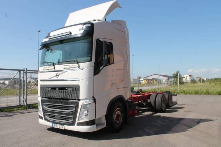 Volvo Fh13 500 Euro 6 - 2015