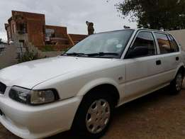 Toyota tazz for sale R15000 cash