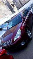 subaru outback red wine kck.