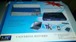 Universal battery for various devices