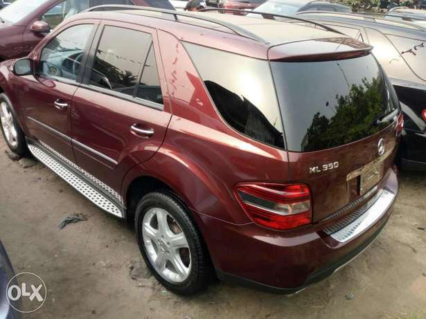 Foreign used 2007 Mercedes Benz Ml350 4matic. Direct tokunbo Lagos Mainland - image 8