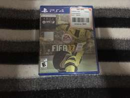 FIFA 17 CD For PS4