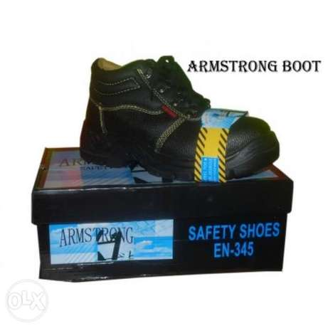Armstrong safety shoes