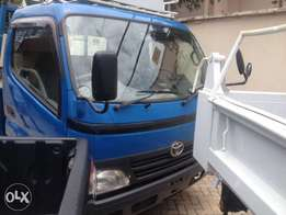 Toyota dyna long chassis