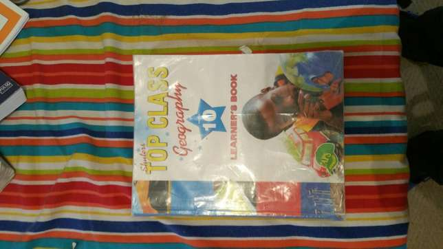 Various grade 10 and 9 textbooks/practice books Gillitts - image 5