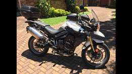 2013 Triumph Tiger 800 ABS for sale