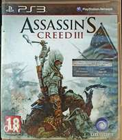 ASSASSIN'S CREED 3 PS3 original game