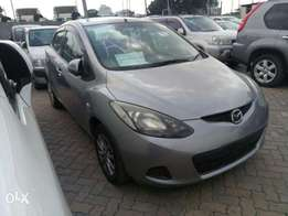 Mazda demio KCN number 2010 model loaded with alloy rims, good musi