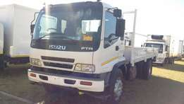 Isuzu FTR800 Dropside Truck for sale