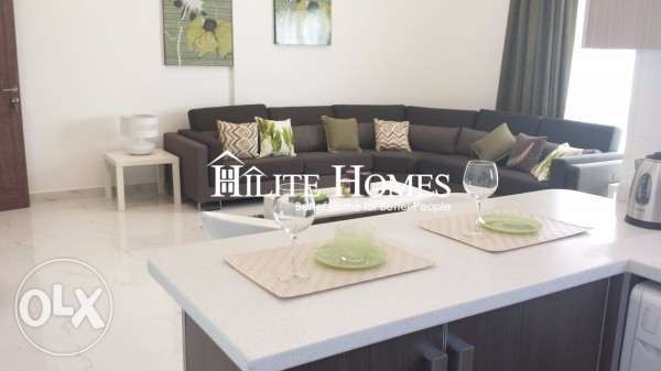 Jabriya - Modern and spacious 1 bedroom apartment الجابرية -  3
