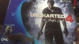 Sony - PlayStation 4 Console Uncharted 4 Bundle