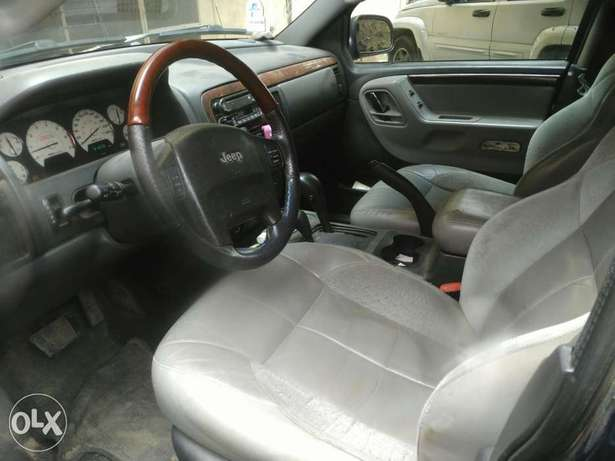 Jeep Grand Cherokee 2003 model Registered Surulere - image 6