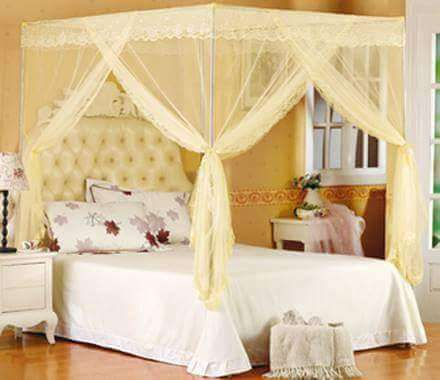 Brand new mosquito nets with metallic stands Vescon - image 2