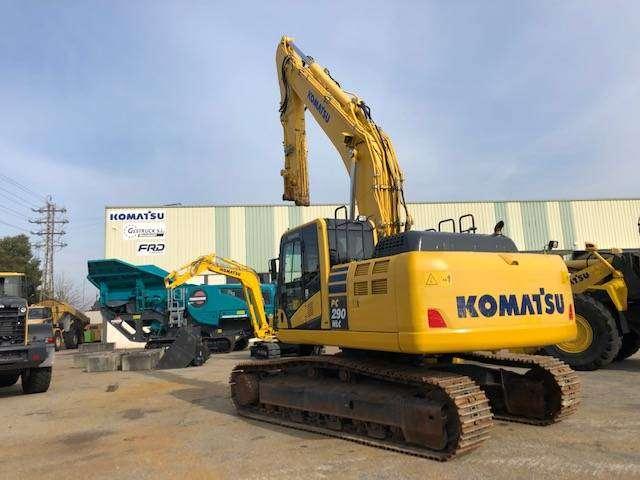 Komatsu Pc 290 N Lc-10 - 2014