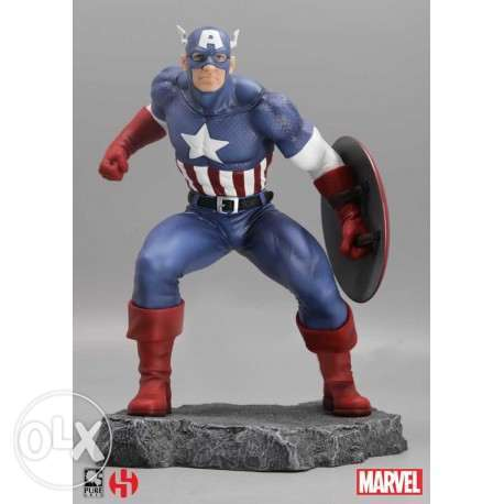 "marvel avengers captain america limited 9"" action figure"