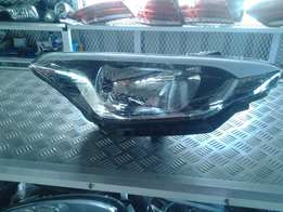 I20 new shape 2015 headlights for sale good condition.