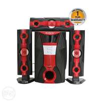 Djack Q3l 3.1 X-BASS Bluetooth Home Theater
