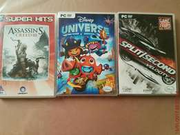 Xbox 1 and PC games