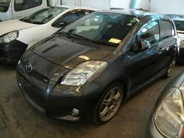 Fast moving vitz rs KCP